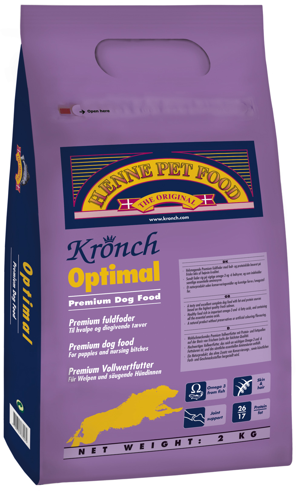 Kronch Optimal 2Kg